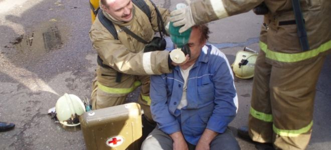 Аварийно-спасательные работы (аср)