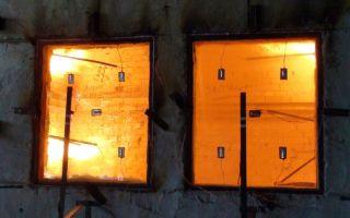 Противопожарные стекла: типы, испытание, применение