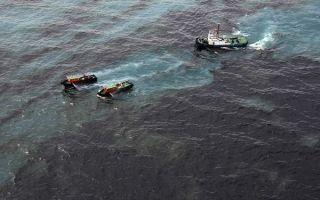 Бедствие на акватории