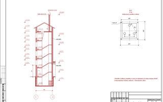 Учебная башня пожарных: конструкция, размеры и проект