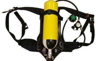 Кислородные дыхательные аппараты: drager, auer и другие