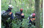 Поисково-спасательные работы в природной среде