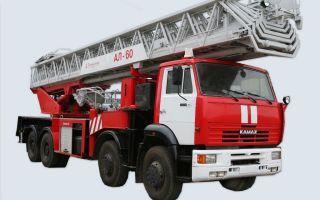 Руководство по эксплуатации автолестница пожарная ал-52