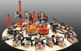 Основы применения аварийно-спасательного инструмента и оборудования.