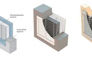 Противопожарные вентиляционные решетки: описание и применение