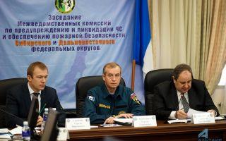 Межведомственная комиссия по предупреждению и ликвидации чс