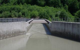 Водозаборное сооружение (водозабор)