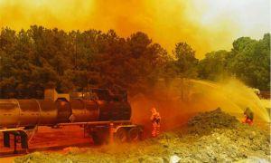 Автоматические установки обнаружения и тушения пожаров