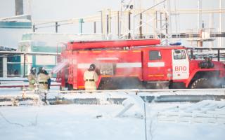 Ведомственная пожарная охрана (впо)