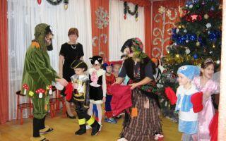 Сценарии новогоднего утренника для начальной школы, детсада