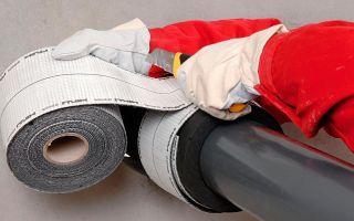 Противопожарная лента: виды, требования, применение