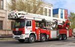 Пожарные автомобили и спецтехника