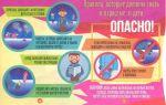 Опасность пиротехники: правила использования и первая помощь