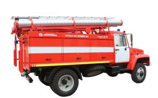 Автоцистерна пожарная ац 3.0-40. руководство по эксплуатации