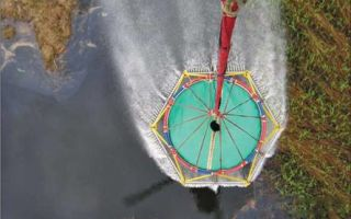 Вертолетный опрыскиватель подвесной (воп-3)