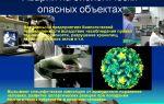 Авария на биологически опасном объекте