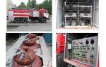 Пенообразователь и пожарная пена: характеристики и свойства