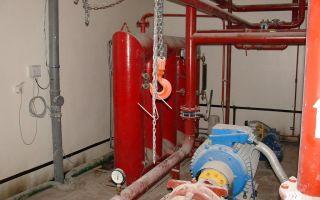 Эффективное использования воды для пожаротушения