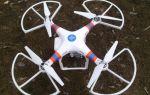 Поисково-спасательных работы при помощи беспилотных летательных аппаратов