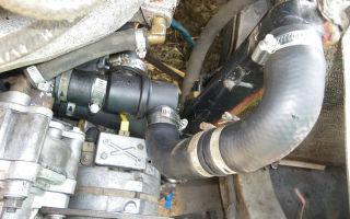 Модернизация системы охлаждения двигателя
