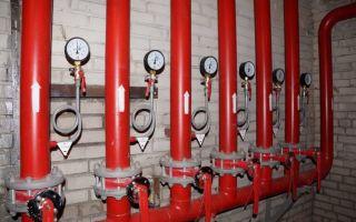 Основы противопожарного водоснабжения городов и предприятий