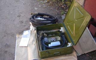 Автомобильный комплект для специальной обработки техники дк-4