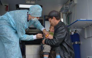 Ликвидация медико-санитарных последствий наводнений