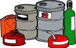 Горючие жидкости: описание, классы пожара и правила хранения