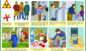 Радиационная авария: правила поведения и действия населения