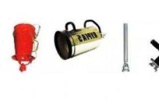 Пожарный фонарь фос 3 характеристика,изготовление крепления