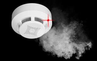 Датчики дыма: назначение, виды и особенности