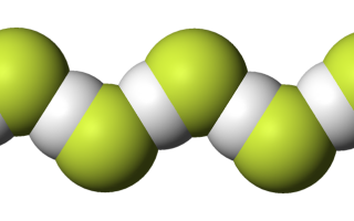 Водород фтористый (фтороводород)