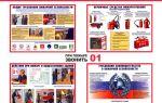 Пожарная безопасность на судне: правила и требования